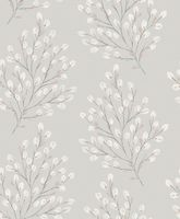 Grandeco Willow Pink/Grey A35802 Wallpaper